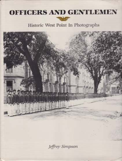 Image for OFFICERS AND GENTLEMEN Historic West Point in Photographs