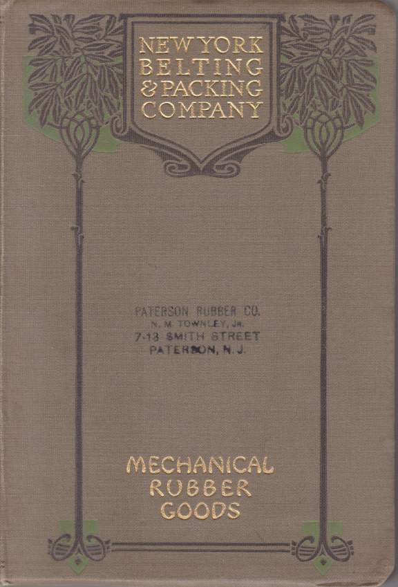 Image for NEW YORK BELTING & PACKING COMPANY Mechanical Rubber Goods