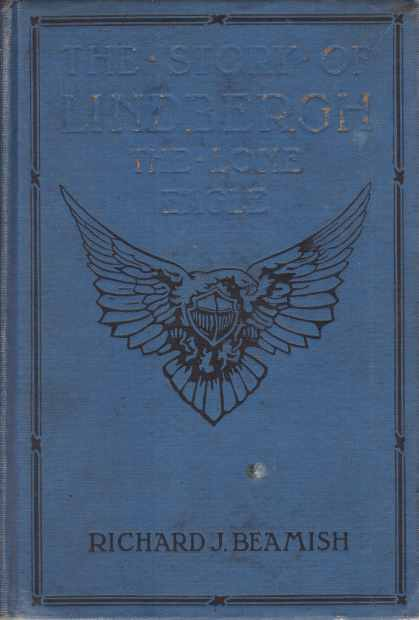 Image for THE STORY OF LINDBERGH The Lone Eagle