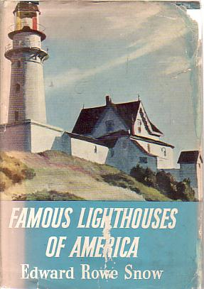 Image for FAMOUS LIGHTHOUSES OF AMERICA