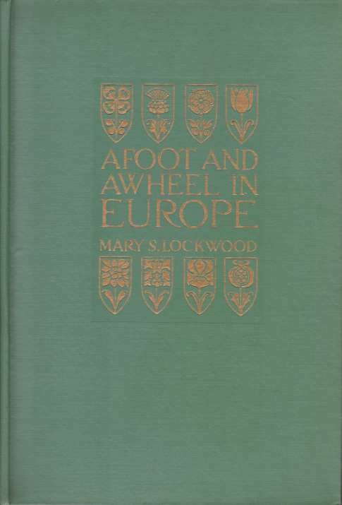 Image for AFOOT AND AWHEEL IN EUROPE