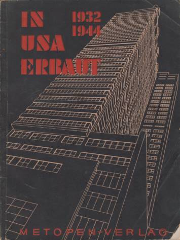 Image for IN USA ERBAUT 1932-1944