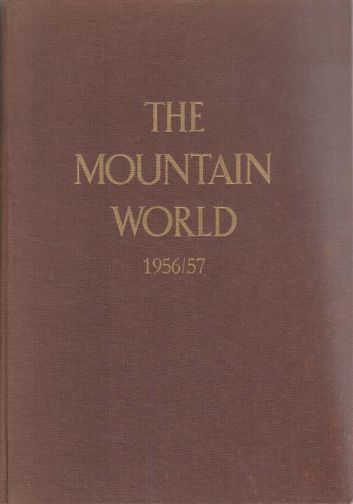 Image for THE MOUNTAIN WORLD 1956/57