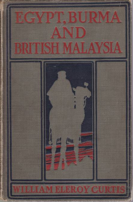 Image for EGYPT, BURMA AND BRITISH MALAYSIA