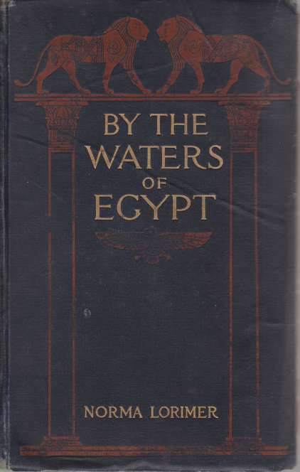 Image for BY THE WATERS OF EGYPT