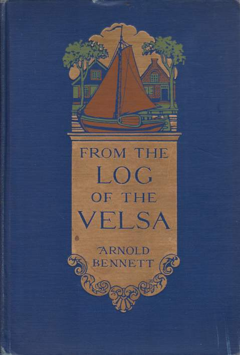 Image for FROM THE LOG OF THE VELSA