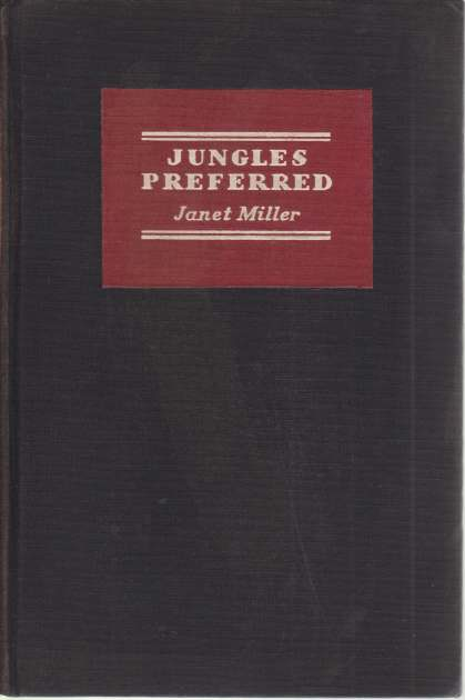 Image for JUNGLES PREFERRED