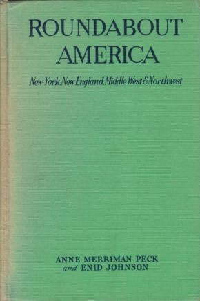 Image for ROUNDABOUT AMERICA New York, New England, Middle West, and Northwest