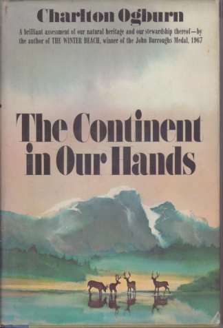 Image for THE CONTINENT IN OUR HANDS
