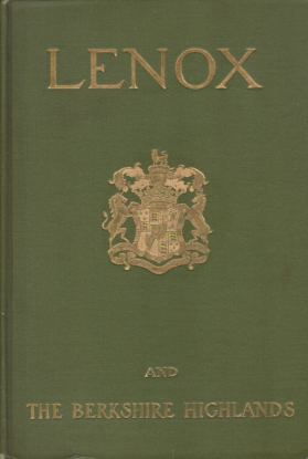 Image for LENOX AND THE BERKSHIRE HIGHLANDS