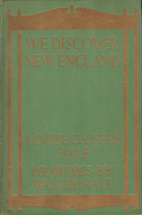 Image for WE DISCOVER NEW ENGLAND
