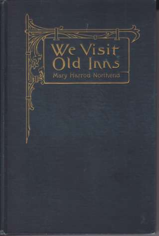 Image for WE VISIT OLD INNS