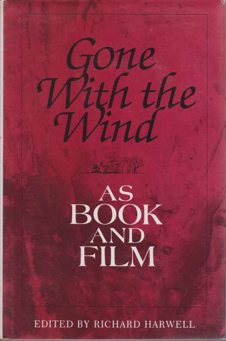 Image for GONE WITH THE WIND AS BOOK AND FILM