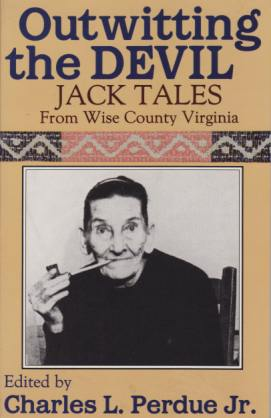 Image for OUTWITTING THE DEVIL Jack Tales from Wise County Virginia