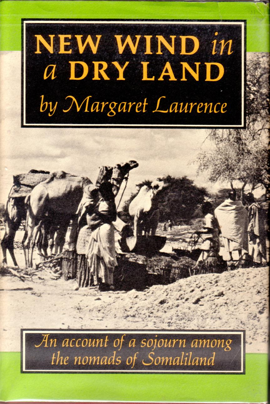 Image for NEW WIND IN A DRY LAND An Account of a Sojourn Among the Nomads of Somaliland