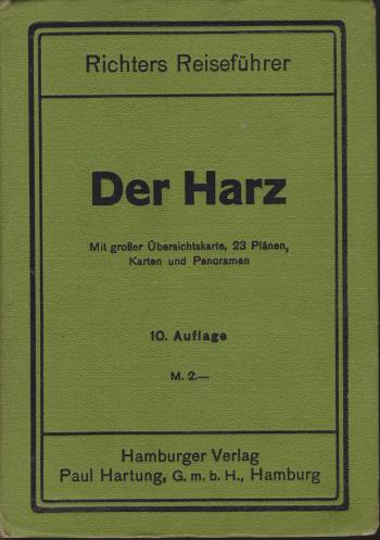 Image for DER HARZ