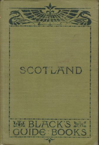 Image for BLACK'S SHILLING GUIDE TO SCOTLAND