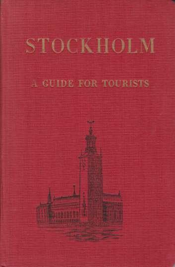 Image for STOCKHOLM With Adjacent Towns and Other Places of Interest to Tourists