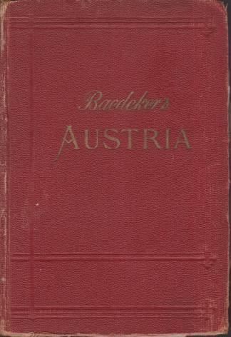 AUSTRIA Together with Budapest, Prague, Karlsbad, Marienbad