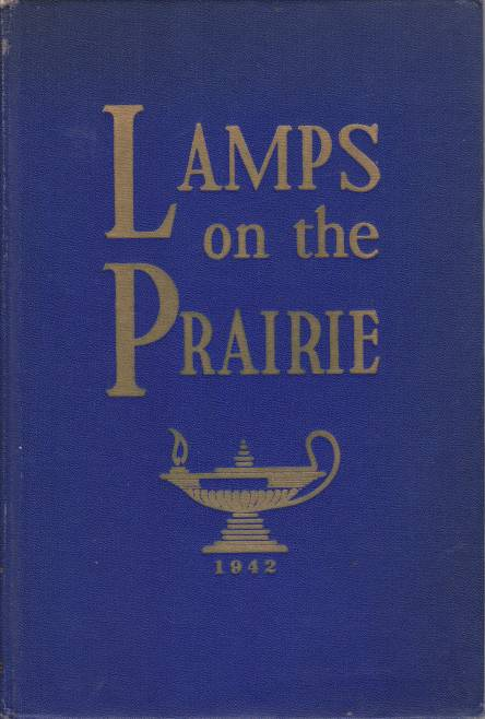 Image for LAMPS ON THE PRAIRIE A History of Nursing in Kansas