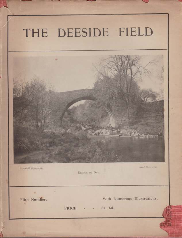 Image for THE DEESIDE FIELD Fifth Number