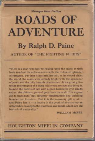 Image for ROADS OF ADVENTURE