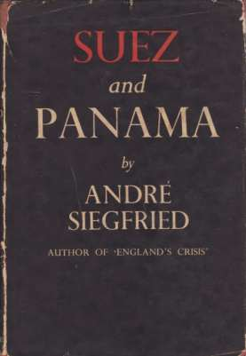 Image for SUEZ AND PANAMA