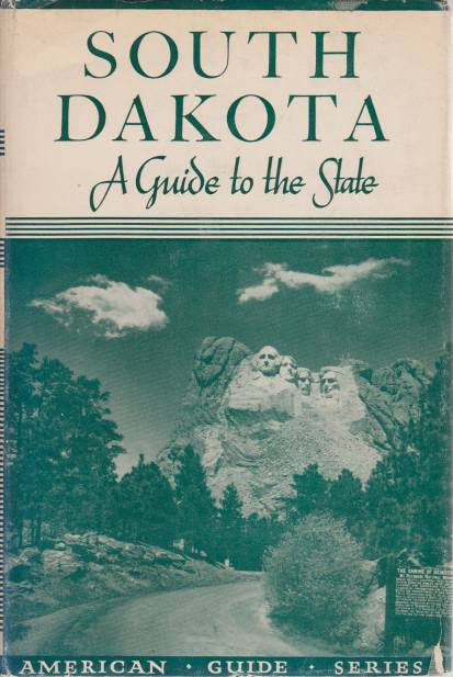 Image for A SOUTH DAKOTA GUIDE