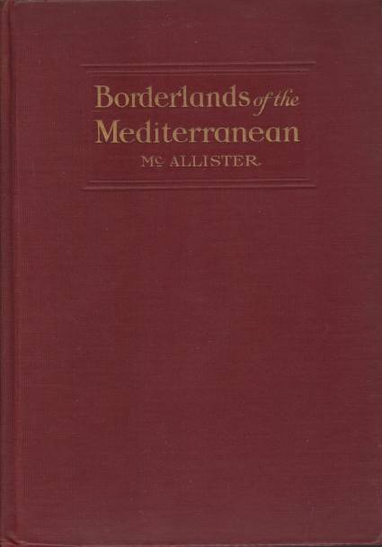 Image for BOARDERLANDS OF THE MEDITERRANEAN
