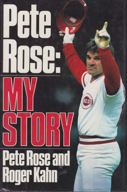 Image for PETE ROSE: MY STORY