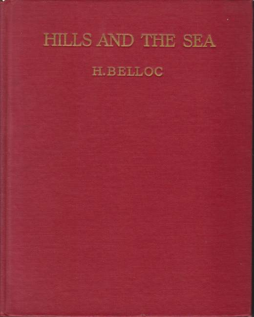 Image for HILLS AND THE SEA