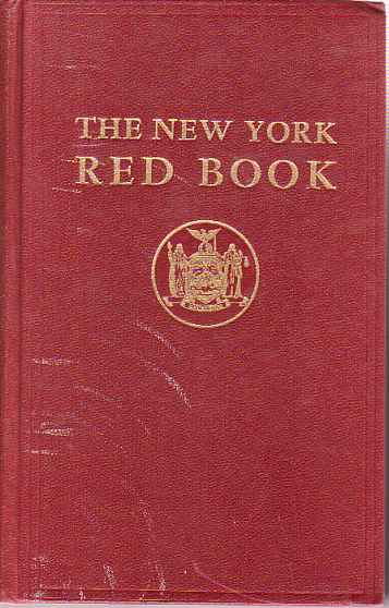 Image for THE NEW YORK RED BOOK 1966-1967