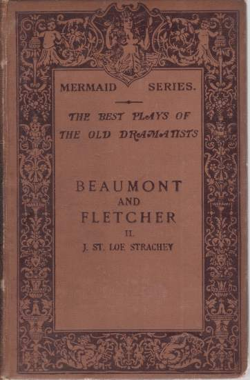 Image for BEAUMONT AND FLETCHER [TWO VOLUME SET]