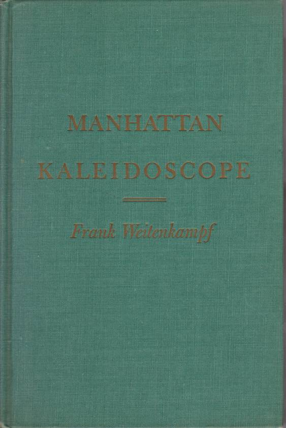 Image for MANHATTAN KALEIDOSCOPE
