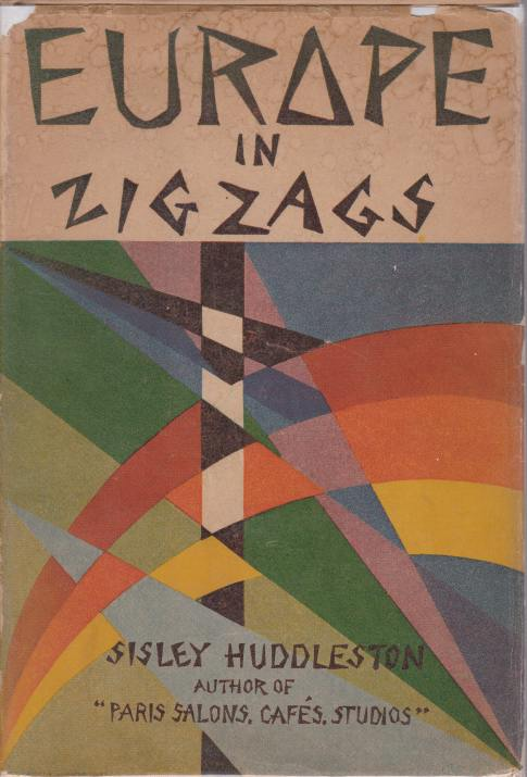 Image for EUROPE IN ZIG ZAGS Social, Artistic, Literary, Amd Politcal Affairs on the Continent