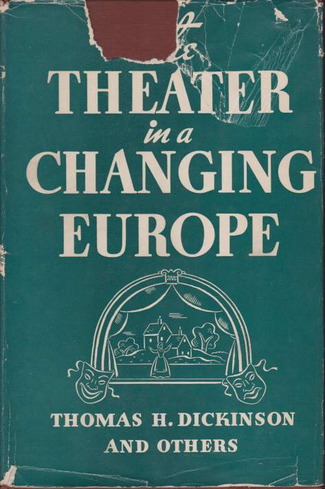 Image for THE THEATER IN A CHANGING EUROPE