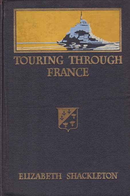Image for TOURING THROUGH FRANCE