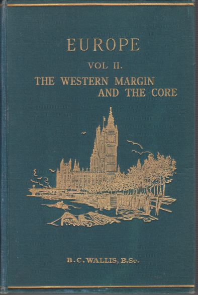 Image for EUROPE [VOLUME TWO ONLY] Volume II-The Western Margin and the Core