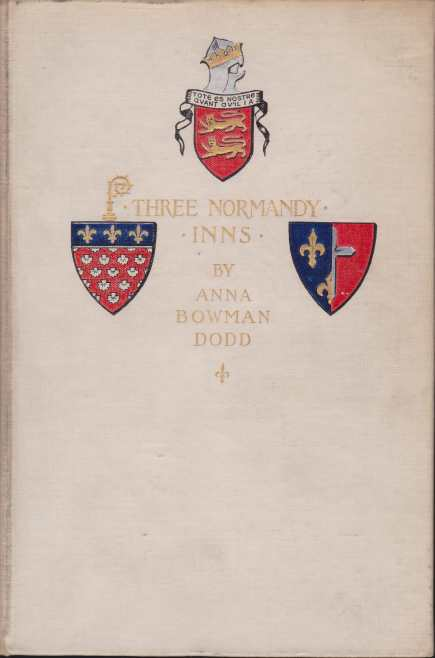 Image for IN AND OUT OF THREE NORMANDY INNS