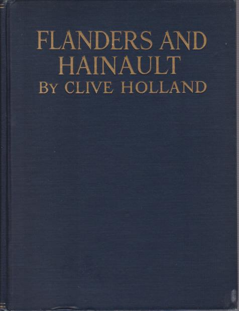 Image for FLANDERS AND HAINAULT