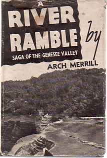 Image for A RIVER RAMBLE Saga of the Genesee Valley
