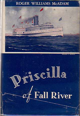 Image for PRISCILLA OF FALL RIVER