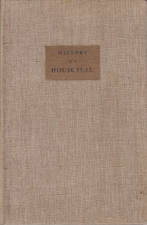 Image for HISTORY OF A HOUSE FLAG
