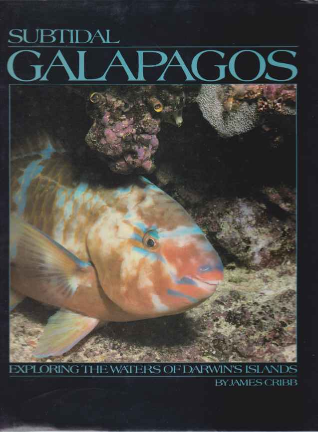 Image for SUBTIDAL GALAPAGOS Exploring the Waters of Darwin's Islands