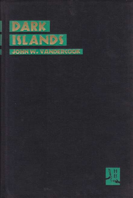 Image for DARK ISLANDS