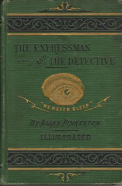 Image for THE EXPRESSMAN AND THE DETECTIVE