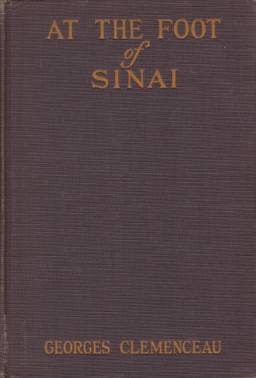 Image for AT THE FOOT OF SINAI