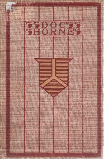 Image for DOC' HORNE A Story of the Streets and Town