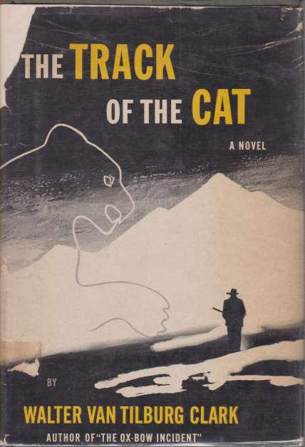 Image for THE TRACK OF THE CAT