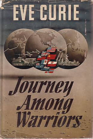 Image for JOURNEY AMONG WARRIORS